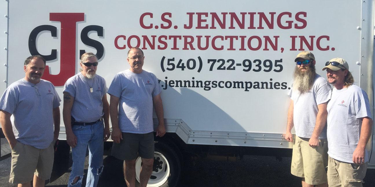Our Carpentry Crew